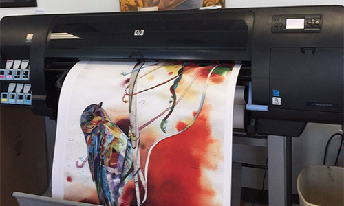 Giclee Fine Art and Large Format Printing - A Good Sign