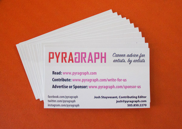 Business cards a good sign business cards reheart Choice Image