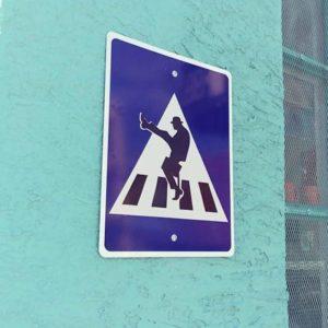 Aluminum Sign