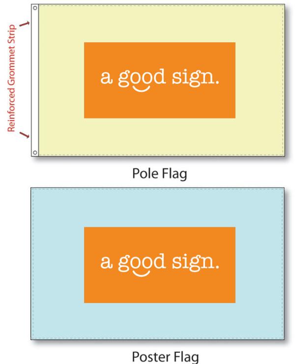 Pole Flag Compare